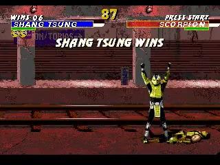 Мастер Mortal Kombat 3